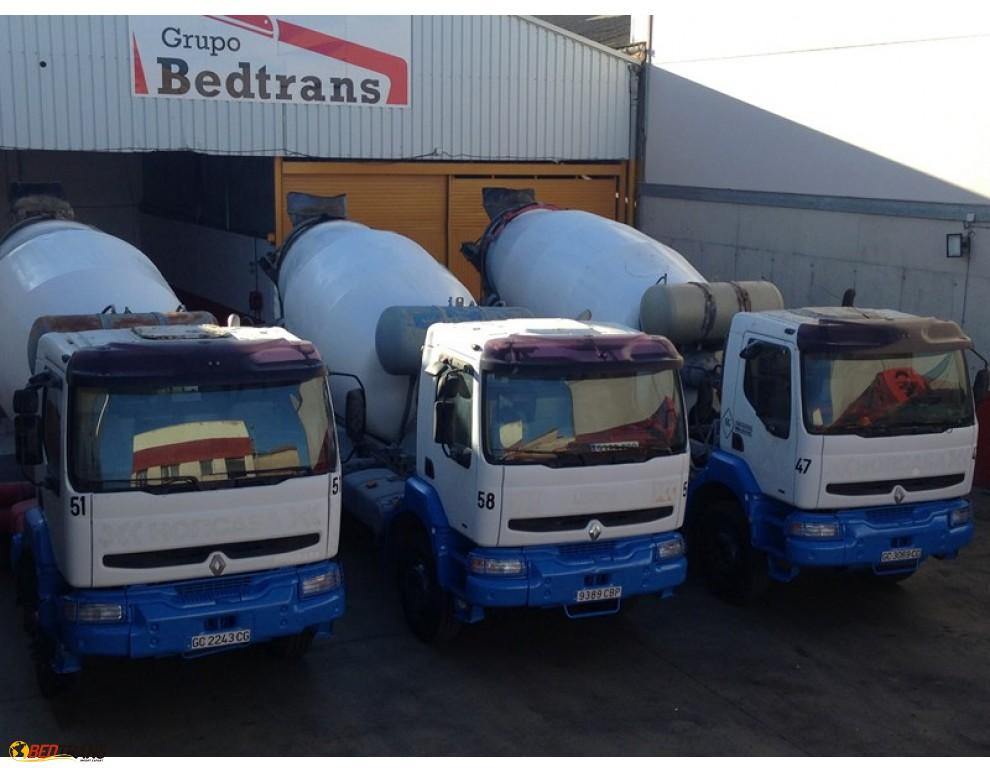 renault trucks 8m3 de b ton spain trucks sales. Black Bedroom Furniture Sets. Home Design Ideas
