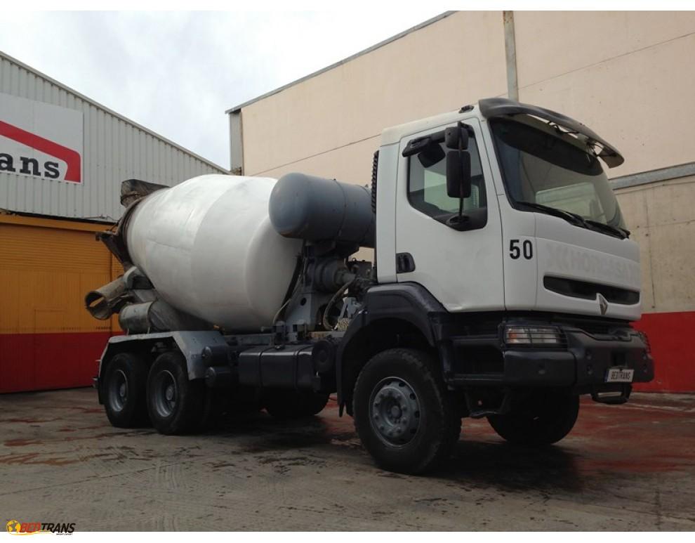 camion b tonni re baryval 8m3 renault kerax cuba spain trucks sales. Black Bedroom Furniture Sets. Home Design Ideas