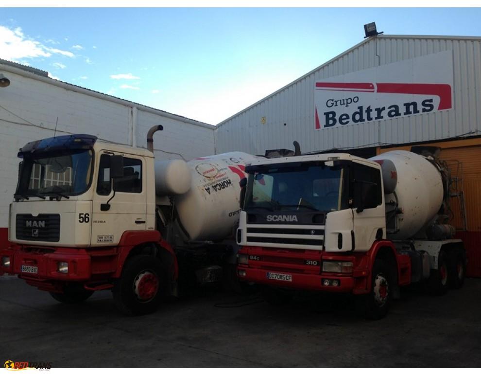 man fe 310 b tonni re camion 8m3 gicalla spain trucks sales. Black Bedroom Furniture Sets. Home Design Ideas